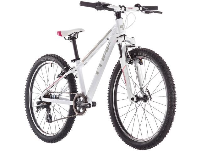 Cube Access 240 Børnecykel hvid (2019) | City-cykler